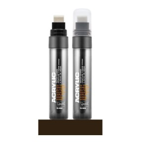 Montana - Acrylic Marker S8020 Shock Brown Dark - 15mm