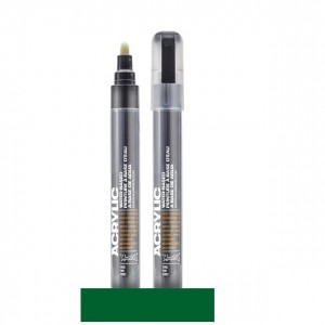 Montana - Acrylic Marker SH 6020 Green Dark - 2mm