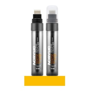 Montana - Acrylic Marker S1010 Shock Yellow - 15mm