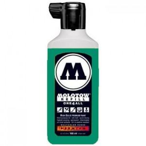 Molotow Refill - One4All 235 Turquoise - 180ml