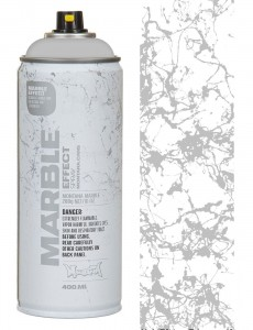 Montana Effect - Marble EMSILVER Silver - 400 ml