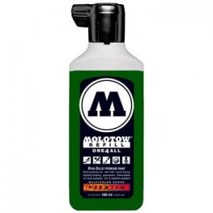 Molotow Refill - One4All 096 MISTER GREEN - 180ml