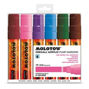 Molotow - One4All 627HS Basic Set 2