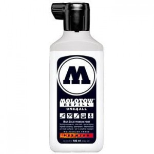 Molotow Refill - One4All 160 Signal White - 180ml