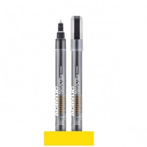 Montana - Acrylic Marker SH 1000 Yellow Light - 0,7mm