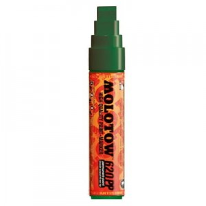 Molotow - Permanent Alcohol Paint 620PP Turquoise Green - 15mm