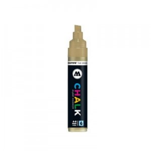Molotow - Chalk Marker - Metallic Gold - 4-8mm
