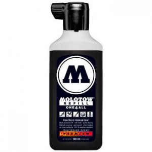 Molotow Refill - One4All 180 Signal Black - 180ml