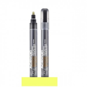 Montana - Acrylic Marker F1000 Flash Yellow - 2mm