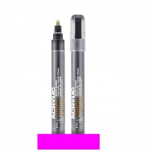 Montana - Acrylic Marker F4000 Gleaming Pink - 2mm
