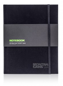 Montana Cans - Notebook - A5