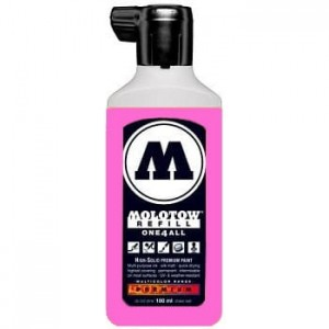 Molotow Refill - One4All 217 Neon Pink Fluorescent - 180ml