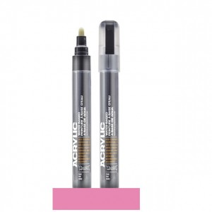 Montana - Acrylic Marker SH 4000 Pink Light - 2mm