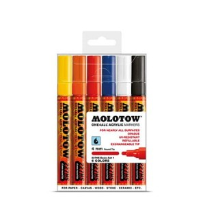Molotow - One4All 227HS Basic Set 1