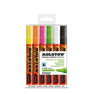 Molotow - One4All 227HS Neon Set