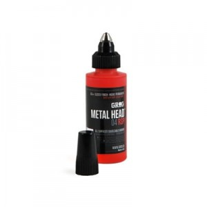 Grog - Metal Head 04 RSP - Ferrari Red - 4mm