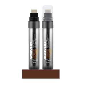Montana - Acrylic Marker S8010 Shock Brown - 15mm