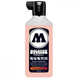 Molotow Refill - One4All 207 Skin Pastel - 180ml