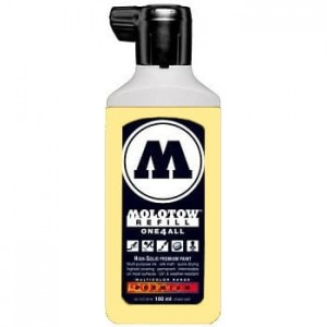 Molotow Refill - One4All 115 Vanilla Pastel - 180ml