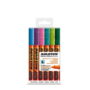 Molotow - One4All 127HS Tryout-Kit Basic Set 2