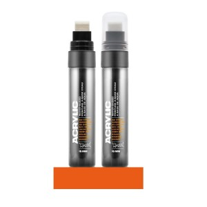 Montana - Acrylic Marker S2010 Shock Orange - 15mm